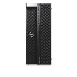 DELL - Precision 5820 Intel® Xeon® W-2123 16 GB DDR4-SDRAM 512 GB SSD Negro Torre Puesto de trabajo