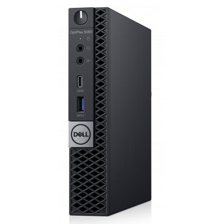 DELL - OptiPlex 5060 21GHz Negro Mini PC