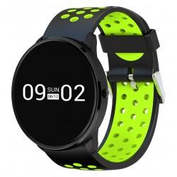 Billow - XS20x Pantalla táctil Bluetooth Negro, Verde reloj deportivo