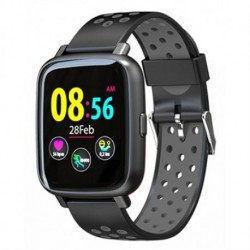 Billow - XS35x Pantalla táctil Bluetooth Negro, Gris reloj deportivo