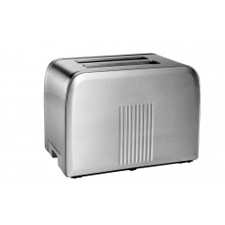 MEDION - MD 16232 2rebanada(s) 1050W Acero inoxidable tostadora