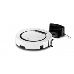 MEDION - MD 16912 aspiradora robotizada Sin bolsa Blanco 0,3 L