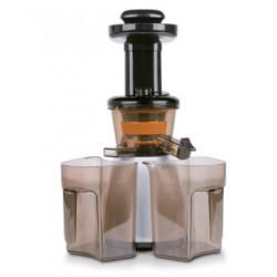MEDION - MD 17843 Exprimidor lenta Negro, Blanco 160 W