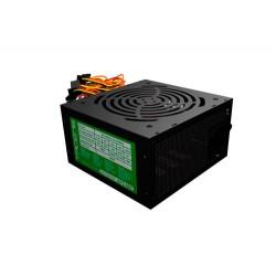 Tacens - APII600 unidad de fuente de alimentación 600 W ATX Negro