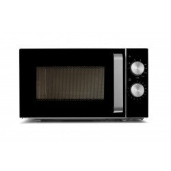 MEDION - MD 18071 Encimera Microondas con grill 20L 800W Negro