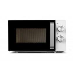 MEDION - MD 18071 Encimera Microondas con grill 20L 800W Blanco