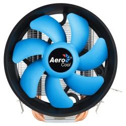 Aerocool - VERKHO3PLUS Procesador Enfriador ventilador de PC