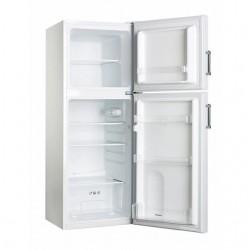 Candy - CMDS 5122WH Independiente 138L A+ Blanco nevera y congelador