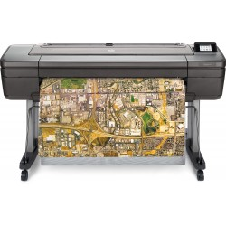 HP - Designjet Z6dr 44-in PostScript impresora de gran formato Color 2400 x 1200 DPI Inyección de tinta térmica 111