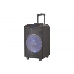 Denver Electronics - TSP-404 Trolley Public Address (PA) system 40W Negro sistema de megafonía