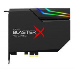 Creative Labs - Sound BlasterX AE-5 Interno 5.1 canales PCI-E