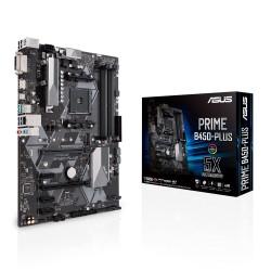 ASUS - PRIME B450-PLUS Zócalo AM4 ATX AMD B450