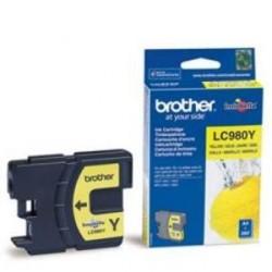 Brother - LC-980YBP cartucho de tinta Original Amarillo