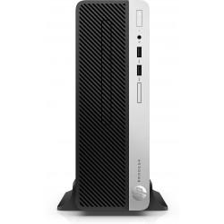 HP - ProDesk 400 G5 8ª generación de procesadores Intel® Core™ i5 i5-8500 8 GB DDR4-SDRAM 256 GB SSD Negro, Plata S