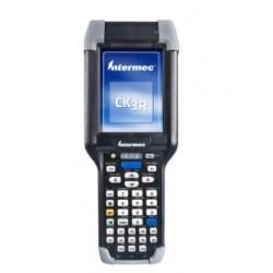 "Intermec - CK3R 3.5"" 240 x 320Pixeles Pantalla táctil 401g Negro, Plata ordenador móvil industrial"