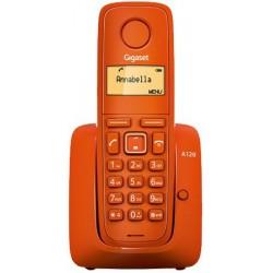 Gigaset - A120 DECT Identificador de llamadas Naranja