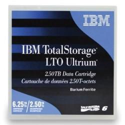 IBM - LTO Ultrium 6 2500GB LTO