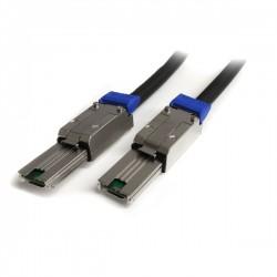 StarTech.com - Cable 3m SFF-8088 a SFF-8088 Mini SAS mSAS iSAS Externo Serial Attached SCSI Molex iPass