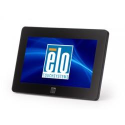 "Elo Touch Solution - 0700L monitor pantalla táctil 17,8 cm (7"") 800 x 480 Pixeles Negro"