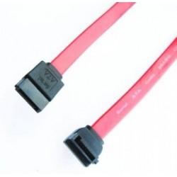 Gembird - CC-SATA-DATA90 0.5m SATA SATA Rojo cable de SATA