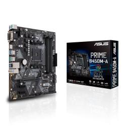 ASUS - PRIME B450M-A Zócalo AM4 micro ATX AMD B450