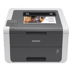 Brother - HL-3140CW Color 2400 x 600DPI A4 Wifi Negro, Marfil impresora láser/led