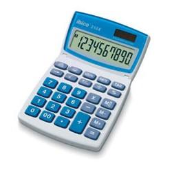 Ibico - 210X calculadora Escritorio Calculadora básica Azul, Blanco