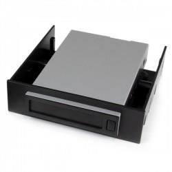 """StarTech.com - Sistema de Backup con Caja Disco Duro 2,5 Pulgadas SATA y Rack Móvil con Dock Bahía 3,5 o 5,25"""" - Ho"""