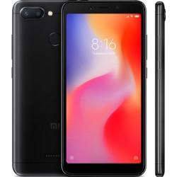 "Xiaomi - Redmi 6 13,8 cm (5.45"") 3 GB 32 GB SIM doble 4G Negro 3000 mAh"