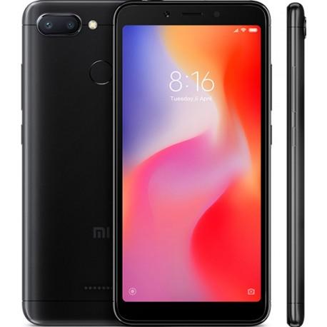 Xiaomi - Redmi 6 545 SIM doble 4G 3GB 32GB 3000mAh Negro