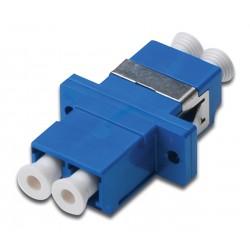 Digitus - DN-96007-1 LC 1pieza(s) Azul adaptador de fibra óptica