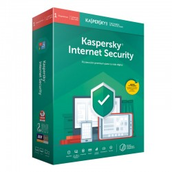 Kaspersky Lab - Internet Security 2019 Full license 1 licencia(s) 1 año(s) Español