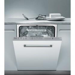 Candy - CDIM 3T623PRDF Totalmente integrado 16cubiertos A+++ lavavajilla