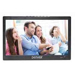 "Denver Electronics - LED-1031 10.1"" 1024 x 600Pixeles Negro televisor portátil"