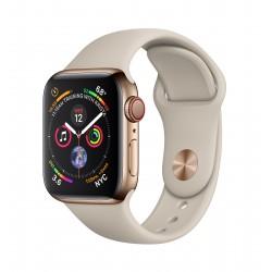 Apple - Watch Series 4 reloj inteligente Oro OLED Móvil GPS (satélite) - 22304864