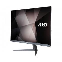 """MSI - Pro 24X 7M-006EU 2.40GHz i3-7100U 7ª generación de procesadores Intel® Core™ i3 23.8"""" 1920 x 1080Pixeles Plat"""