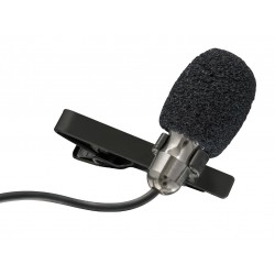 Trust - Lava Notebook microphone Negro
