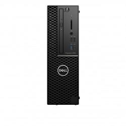 DELL - Precision 3430 Intel® Xeon® E-2124G 16 GB DDR4-SDRAM 256 GB SSD Negro SFF Puesto de trabajo
