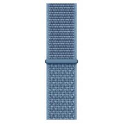 Apple - MTLX2ZM/A accesorio de relojes inteligentes Grupo de rock Azul