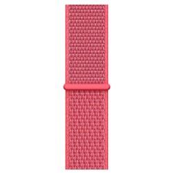 Apple - MTLY2ZM/A accesorio de relojes inteligentes Grupo de rock Rojo