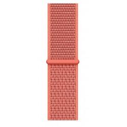 Apple - MTLW2ZM/A accesorio de relojes inteligentes Grupo de rock Naranja