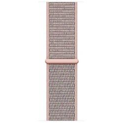 Apple - MTLU2ZM/A accesorio de relojes inteligentes Grupo de rock Rosa, Arena