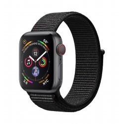 Apple - Watch Series 4 OLED Móvil Gris GPS (satélite) reloj inteligente - 22274647