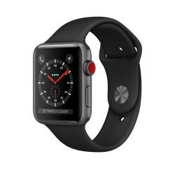 Apple - Watch Series 3 OLED Móvil Gris GPS (satélite) reloj inteligente - 22274490