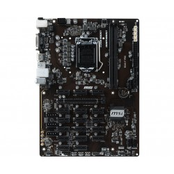 MSI - B360-F PRO placa base LGA 1151 (Zócalo H4) ATX Intel® B360