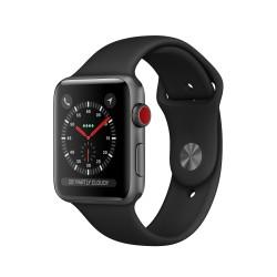 Apple - Watch Series 3 OLED Móvil Gris GPS (satélite) reloj inteligente - 22274234
