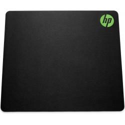 HP - Pavilion Gaming 300 Negro, Verde Alfombrilla de ratón para juegos