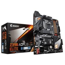 Gigabyte - Z390 AORUS ELITE placa base LGA 1151 (Zócalo H4) ATX Intel Z390