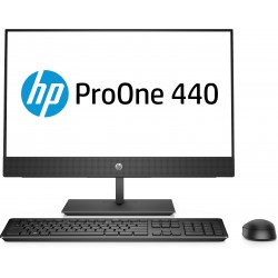 """HP - ProOne 400 G4 50,8 cm (20"""") 1600 x 900 Pixeles 8ª generación de procesadores Intel® Core™ i5 i5-8500T 8 GB DDR"""