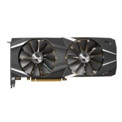 ASUS - DUAL-RTX2080TI-O11G GeForce RTX 2080 Ti 11 GB GDDR6